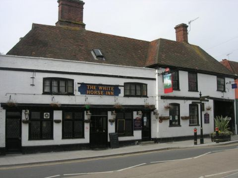White Horse, Edenbridge