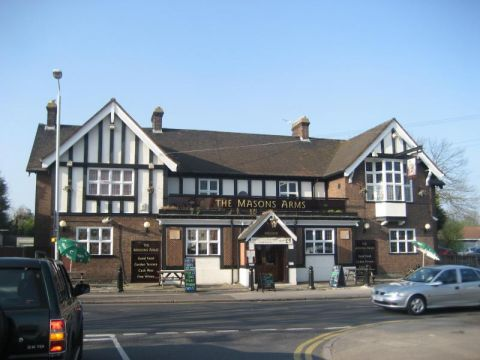 Masons Arms, Upminster