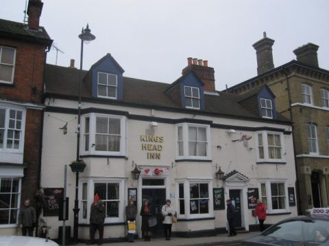 Kings Head, Rochford